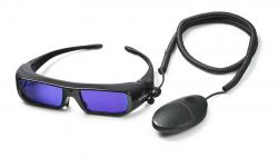 Zips 100 for 3d and other Glasses