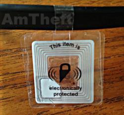 Checkpoint Eyewear Label