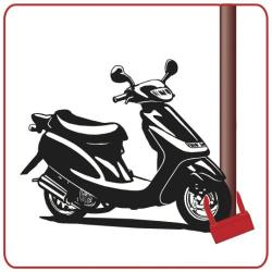 Protection for Scooters Lock Alarm