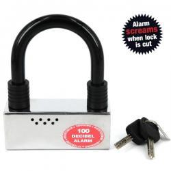 U Shack Lock 110dba Alarming lock