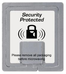 Checkpoint Security Protected Label. AmTheft.com