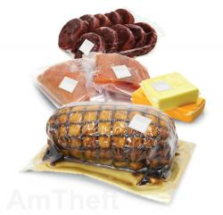 Security tags on deli items. AmericanTheftPrevention.com