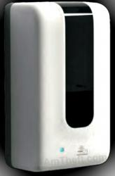 Checkpoint hand sanitizing dispenser from American Theft Prevention