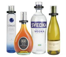 Alpha Crystal Guard Bottle Cap group, at AmTheft.com