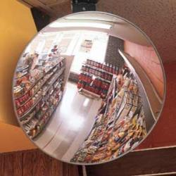 Round Security Mirror