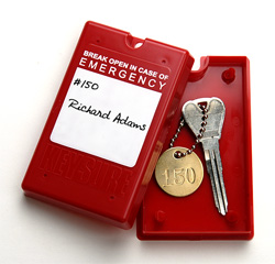 American Theft Prevention Products, Inc. can help protect your keys.