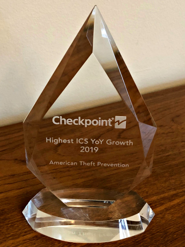 American Theft Prevention is America's fastest growing Checkpoint dealer
